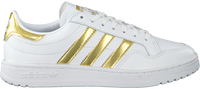Witte ADIDAS Lage sneakers TEAM COURT W  - medium