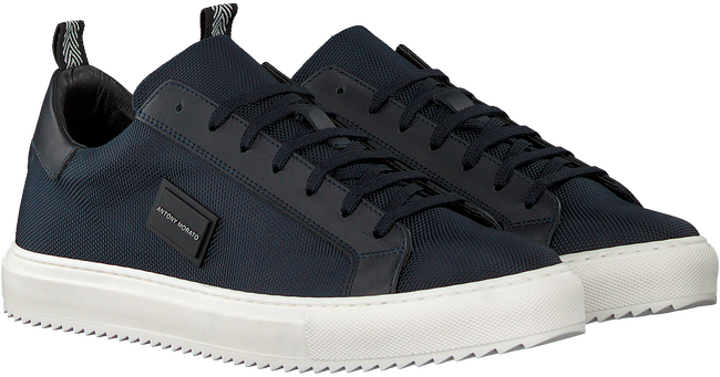 Blauwe ANTONY MORATO Lage sneakers MMFW01312  - large