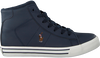 Blauwe POLO RALPH LAUREN Sneakers EASTEN MID - small