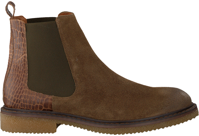 Taupe GROTESQUE Chelsea boots BUCKO 1  - large