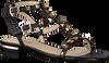 Zwarte LODI Sandalen BOLONE  - small