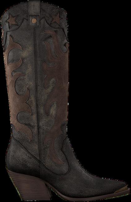 Bruine NOTRE-V Hoge laarzen AI379 - large