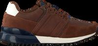 Cognac BJORN BORG Lage sneakers R230 PUL  - medium