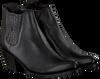 Zwarte SENDRA Chelsea boots 15841 - small