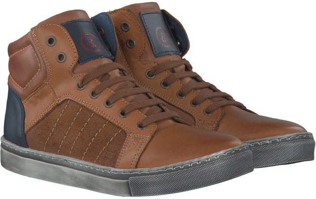 Cognac BANA&CO Sneakers 46755  - large