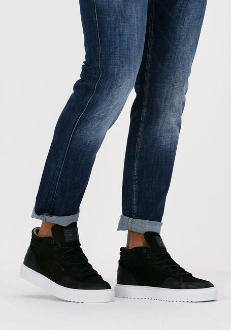 Zwarte G-STAR RAW Hoge sneaker RESISTOR MID BSC M  - large