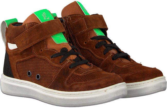 Cognac JOCHIE & FREAKS Sneakers 18276 - large