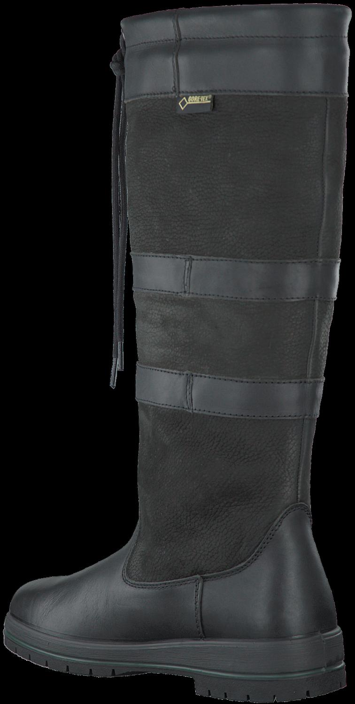 Zwarte Dubarry Lange laarzen GALWAY Schoenen kopen