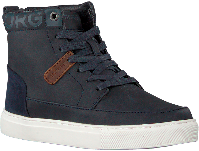 Blauwe BJORN BORG Sneakers T270 HGH FNG  - large