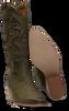 Groene NOTRE-V Lange laarzen AL330 - small