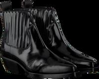 Zwarte NUBIKK Enkellaarsjes HOLLY CARO  - medium