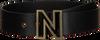 Zwarte NIKKIE Riem DAPHNE BELT  - small