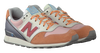 Roze NEW BALANCE Sneakers WR996 WMN  - small