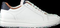 Witte MAZZELTOV Lage sneakers 5405  - medium