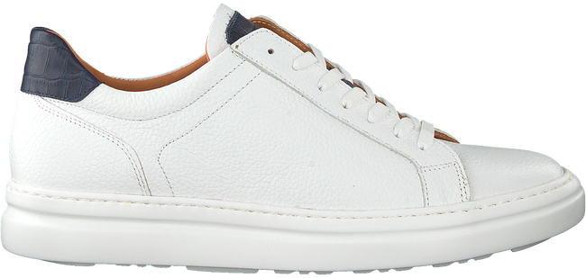Witte MAZZELTOV Lage sneakers 5405  - large