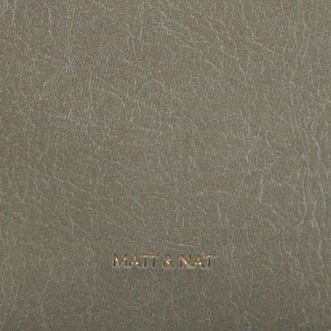 Grijze MATT & NAT Schoudertas LIV CROSSBODY - large