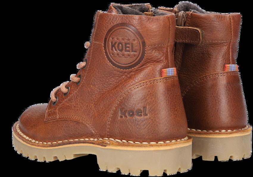 Cognac KOEL4KIDS Enkelboots 13M003  - larger