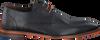 Grijze FLORIS VAN BOMMEL Nette schoenen 18014  - small