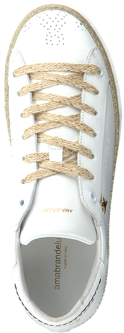 Witte AMA BRAND DELUXE Sneakers 832 - large