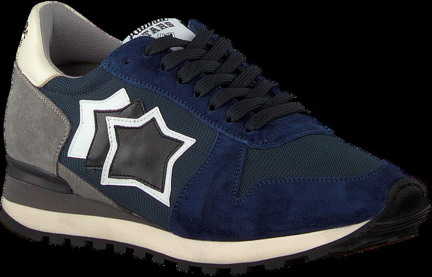Groene ATLANTIC STARS Sneakers ARGO - larger