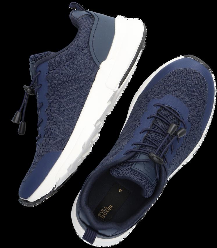 Blauwe BULLBOXER Lage sneakers AA003F5T  - larger