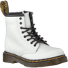 Witte DR MARTENS Veterboots 1460 K DELANEY/BROOKLY  - small