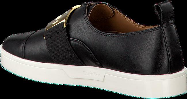 Zwarte CALVIN KLEIN Slip-on sneakers  ILONA  - large