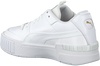 Witte PUMA Lage sneakers CALI SPORT MIX WN'S  - small