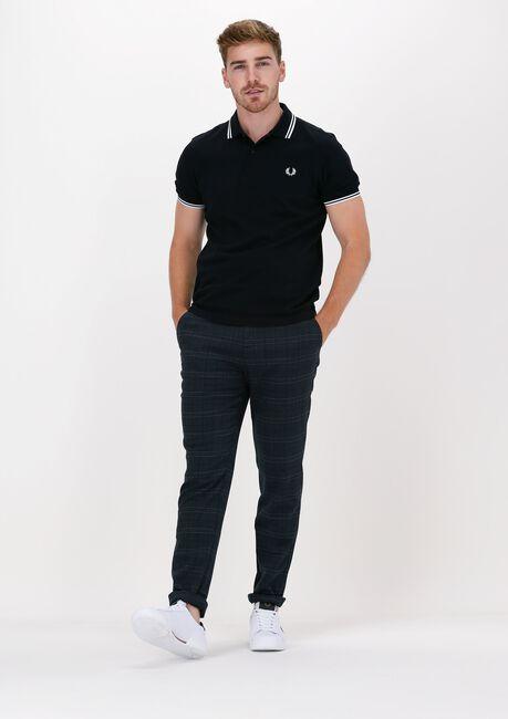 Donkerblauwe PLAIN Pantalon JOSH 536  - large