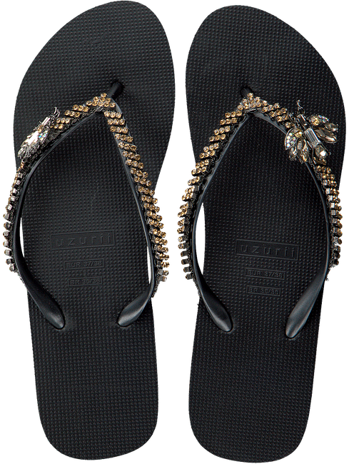UZURII SLIPPERS GOLD FLY MH - large