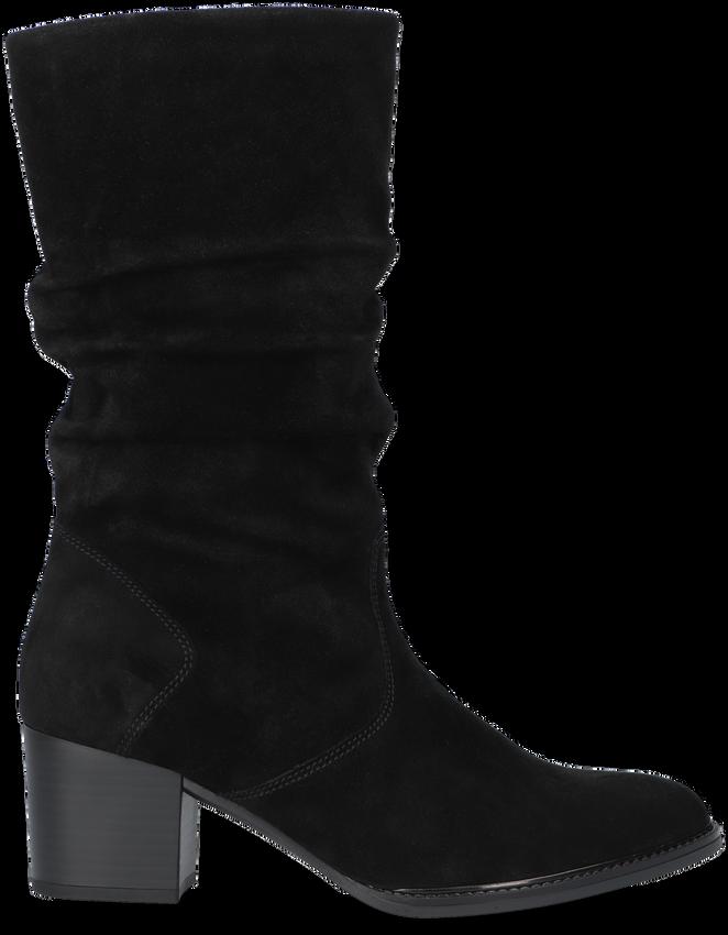 Zwarte GABOR Lange laarzen 894 - larger