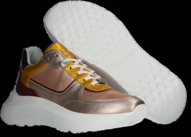 Meerkleurige SHABBIES Lage sneakers 101020092 - large