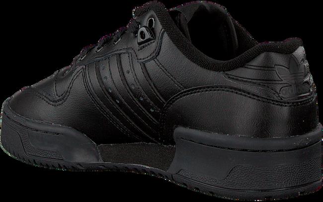 Zwarte ADIDAS Sneakers RIVALRY LOW J  - large