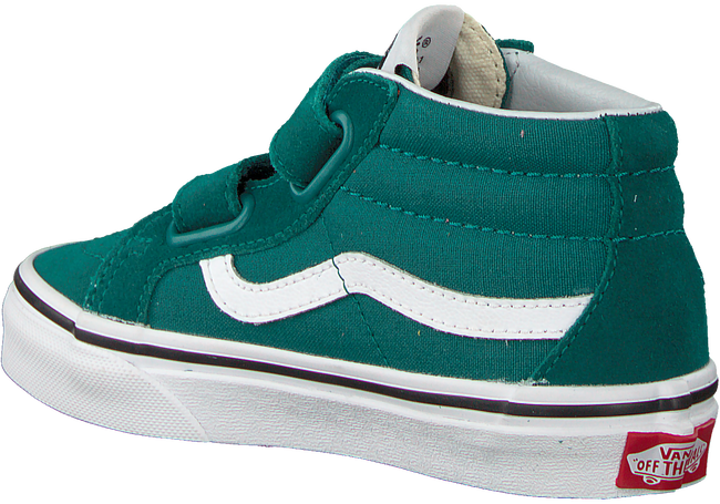 Groene VANS Sneakers SK8-HI REISSUE V UY - large