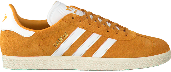 Gele ADIDAS Sneakers GAZELLE HEREN  - large