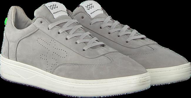 Grijze FLORIS VAN BOMMEL Sneakers 16255  - large