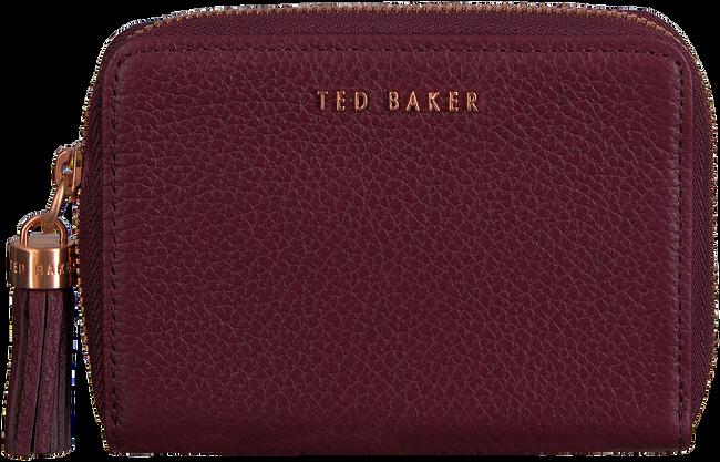 Rode TED BAKER Portemonnee SABEL - large