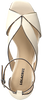 Witte LOLA CRUZ Sandalen 185Z10BK  - small