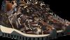 Cognac VIA VAI Lage sneakers LYNN KAA - small