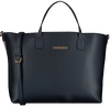 Blauwe TOMMY HILFIGER Shopper ICONIC TOMMY SATCHEL  - small