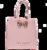 Roze TED BAKER Handtas VALLCON - small