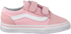 Roze VANS Sneakers OLD SKOOL V TD - small