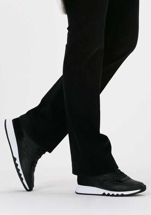 Zwarte FLORIS VAN BOMMEL Lage sneakers 85334  - larger