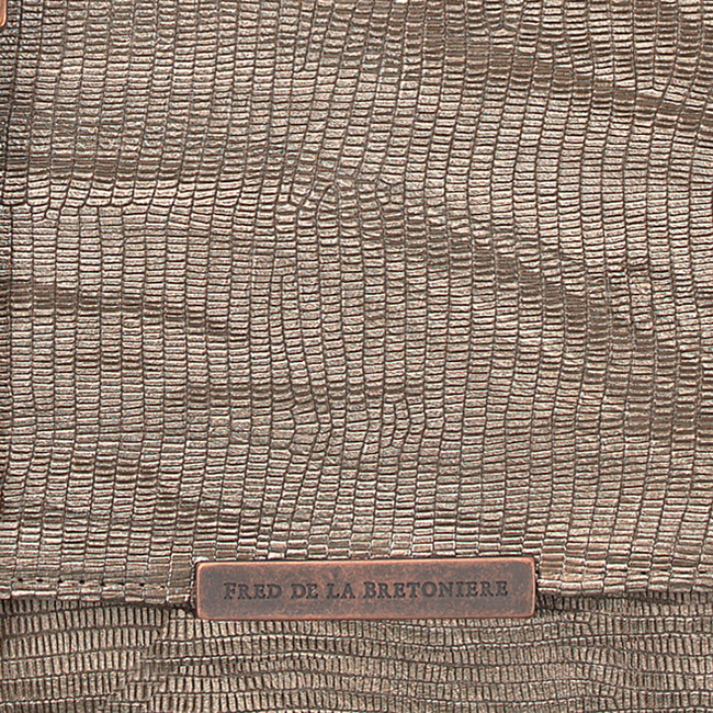 Taupe FRED DE LA BRETONIERE Schoudertas 262010013 - large