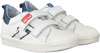 Witte RED RAG Sneakers 15019 - small