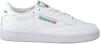 Witte REEBOK Sneakers CLUB C 85 WMN  - medium
