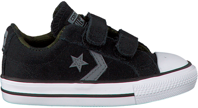 Zwarte CONVERSE Sneakers STAR PLAYER EV 2V OX KIDS - large