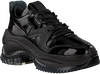 Zwarte BRONX Sneakers CHAINY  - small