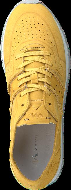 Gele VIA VAI Sneakers 5001009  - large