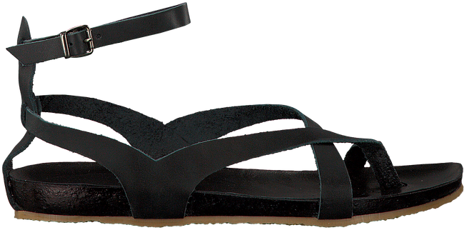 Zwarte RED-RAG Sandalen 79128 - large